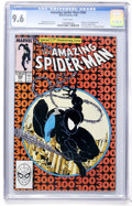 Modern Age (1980-Present):Superhero, The Amazing Spider-Man #300 (Marvel, 1988) CGC NM+ 9.6 Whitepages....