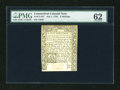 Colonial Notes:Connecticut, Connecticut July 1, 1780 5s PMG Uncirculated 62....