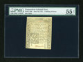 Colonial Notes:Connecticut, Connecticut June 19, 1776 1s6d PMG About Uncirculated 55 Net....