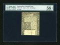 Colonial Notes:Connecticut, Connecticut July 1, 1775 40s PMG Choice About Unc 58 EPQ....