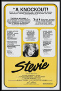 Memorabilia:Poster, Stevie Movie Poster (Samuel Goldwyn Co., 1981). ...