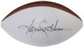 """Football Collectibles:Balls, Ken Stabler Single Signed Football. An Alabama legend, Ken """"the Snake"""" Stabler went on to continue his quarterbacking prowe..."""