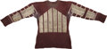 Football Collectibles:Others, Circa 1930s Wilson Football Jersey....