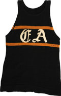 Basketball Collectibles:Others, Vintage Basketball Jersey....