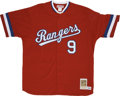 Autographs:Jerseys, Pete O'Brien Signed Throwback Jersey....