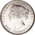Canada:New Brunswick, Canada: New Brunswick Victoria 10 Cents 1864, ...