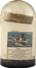 Explorers:Space Exploration, Skylab 1 (SL-1) Flown Piece of Space Station as Recovered in Australia. ...