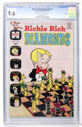 Bronze Age (1970-1979):Humor, Richie Rich Diamonds #5 File Copy (Harvey, 1973) CGC NM+ 9.6Off-white to white pages....