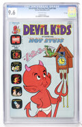 Bronze Age (1970-1979):Cartoon Character, Devil Kids #64 File Copy (Harvey, 1974) CGC NM+ 9.6 Off-whitepages....