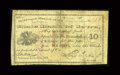 Obsoletes By State:Iowa, McGregor, IA- Corporation of McGregor 10¢ Dec. 1862 Oakes 98-2. ...