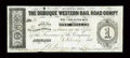 Obsoletes By State:Iowa, Dubuque, IA- The Dubuque Western Rail Road Compy. $1 Feb. 3, 1858Oakes UNL. ...