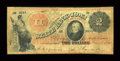 Obsoletes By State:Iowa, Dubuque, IA- State Bank of Iowa $2 July 1, 1861 G88 Oakes 60-7. ...