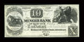 Obsoletes By State:Iowa, Dubuque, Iowa Terr.- Miners Bank of Dubuque $10 G6 Oakes 58-3. ...