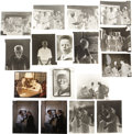 "Movie/TV Memorabilia:Photos, Billy Wilder Original 4"" x 5"" Negatives.... (Total: 18 Items)"