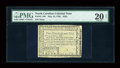 Colonial Notes:North Carolina, North Carolina May 10, 1780 $250 PMG Very Fine 20 Net....