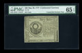 Colonial Notes:Continental Congress Issues, Continental Currency May 20, 1777 $30 PMG Gem Uncirculated 65 EPQ....
