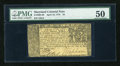 Colonial Notes:Maryland, Maryland April 10, 1774 $4 PMG About Uncirculated 50....