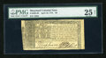 Colonial Notes:Maryland, Maryland April 10, 1774 $6 PMG Very Fine 25 Net....
