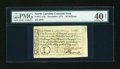 Colonial Notes:North Carolina, North Carolina December, 1771 30s PMG Extremely Fine 40 Net....
