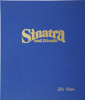 Movie/TV Memorabilia:Memorabilia, Jilly Rizzo's Personal Copy of Sinatra and Friends 1977Television Script. ...
