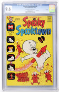 Bronze Age (1970-1979):Cartoon Character, Spooky Spooktown #36 File Copy (Harvey, 1970) CGC NM+ 9.6 Off-whiteto white pages....
