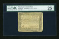 Colonial Notes:Maryland, Maryland December 7, 1775 $2 2/3 PMG Very Fine 25 NET....