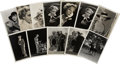 Movie/TV Memorabilia:Photos, Clarence S. Bull and Russell Ball Portraits of Mae Clarke....(Total: 12 Items)