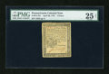 Colonial Notes:Pennsylvania, Pennsylvania April 20, 1781 3d PMG Very Fine 25 Net....