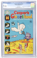 Bronze Age (1970-1979):Cartoon Character, Casper's Ghostland #68 File Copy (Harvey, 1972) CGC NM+ 9.6 Whitepages....