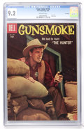 Silver Age (1956-1969):Western, Four Color #720 Gunsmoke - File Copy (Dell, 1956) CGC NM- 9.2Off-white pages....