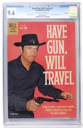 Silver Age (1956-1969):Western, Have Gun, Will Travel #7 File Copy (Dell, 1960) CGC NM+ 9.6Off-white to white pages....