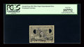 Fractional Currency:Second Issue, 50c Second Issue Experimental PCGS Gem New 66PPQ....