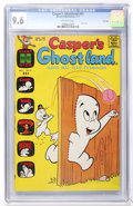 Bronze Age (1970-1979):Cartoon Character, Casper's Ghostland #61 File Copy (Harvey, 1971) CGC NM+ 9.6Off-white pages....