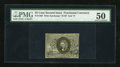 Fractional Currency:Second Issue, Fr. 1286 25c Second Issue PMG About Uncirculated 50....