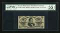 Fractional Currency:Third Issue, Fr. 1292 25c Third Issue PMG About Uncirculated 55 EPQ....