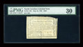 Colonial Notes:North Carolina, North Carolina May 10, 1780 $250 PMG Very Fine 30....