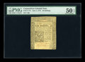 Colonial Notes:Connecticut, Connecticut June 1, 1773 20s PMG About Uncirculated 50 EPQ....