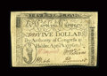 Colonial Notes:North Carolina, North Carolina April 2, 1776 $5 Extremely Fine-About New....
