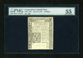 Colonial Notes:Connecticut, Connecticut June 19, 1776 1s PMG About Uncirculated 55....