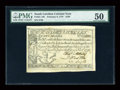 Colonial Notes:South Carolina, South Carolina February 8, 1779 $100 PMG About Uncirculated 50....