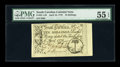 Colonial Notes:South Carolina, South Carolina April 10, 1778 10s PMG About Uncirculated 55 EPQ....