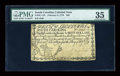Colonial Notes:South Carolina, South Carolina February 8, 1779 $60 PMG Choice Very Fine 35....