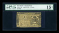 Colonial Notes:New York, New York April 2, 1759 L5 PMG Choice Fine 15 NET....