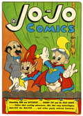"Golden Age (1938-1955):Funny Animal, Jo-Jo Comics #3 Davis Crippen (""D"" Copy) pedigree (Fox FeaturesSyndicate, 1946) Condition: VF/NM...."