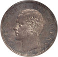 German States:Bavaria, German States: Bavaria. Otto 5 Mark 1908D, KM512, Proof 64 NGC,deep gray and gold toning, very attractive. Ex-Brand Collection....