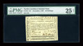 Colonial Notes:North Carolina, North Carolina December, 1768 20s PMG Very Fine 25 NET....