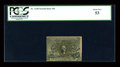 Fractional Currency:Second Issue, Fr. 1248 10c Second Issue PCGS About New 53....