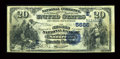 National Bank Notes:Pennsylvania, Nazareth, PA - $20 1882 Date Back Fr. 555 The Second NB Ch. # (E)5686. ...