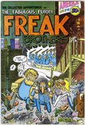 Bronze Age (1970-1979):Alternative/Underground, The Fabulous Furry Freak Brothers #1 First Printing (Rip Off Press, 1971) Condition: FN-....