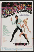 "Movie Posters:Elvis Presley, Speedway (MGM, 1968). One Sheet (27"" X 41""). Elvis Presley...."